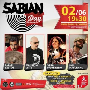 Sabian Day Brazil