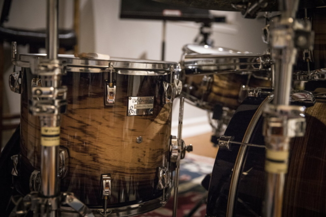 "14"" Floor tom by Odery - Eyedentity Series / Phil Maturano kit"