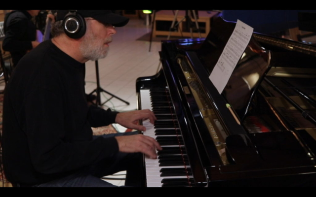 Bill O'Connell performing on Ballad Won - Phil Maturano - New York Sessions