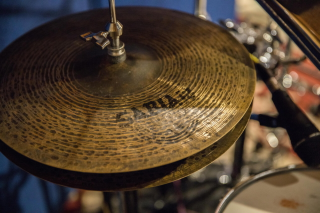 Phil Maturano Custom Jazz Series Hi Hat by Sabian