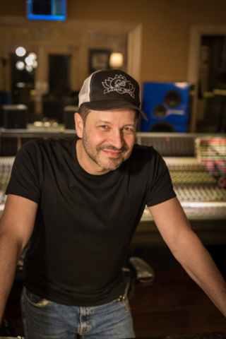 Phil Maturano portrait for New York Sessions