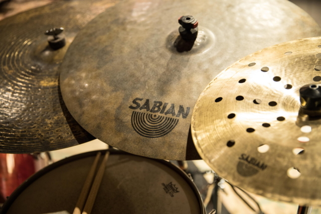 Phil Maturano Custom Jazz Ride series by Sabian