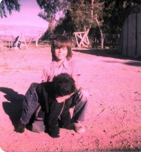 10 years old in Mendoza Argentina