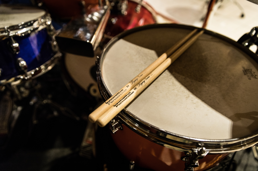 Innovative Percussion- Phil's Sticks on New York Seesions